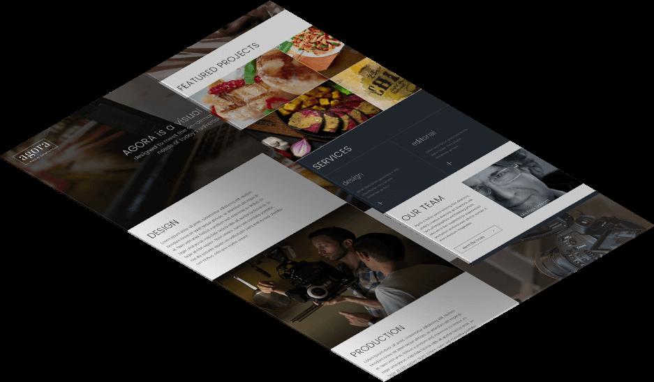 Agora Website