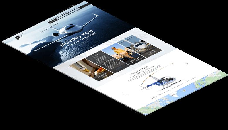 Priority One Jets Website