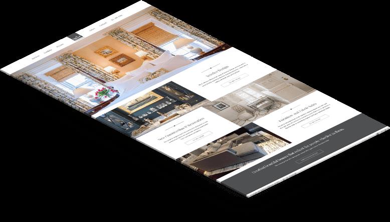 MLC Interiors Website