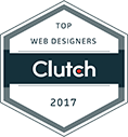 Clutch 2017 Top Web Designers